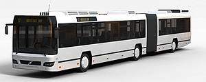 3d<font class='myIsRed'>公交車</font>模型