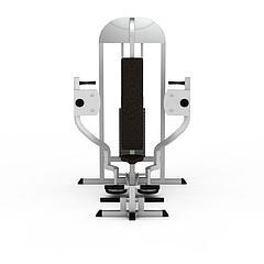 运动器材模型3d模型