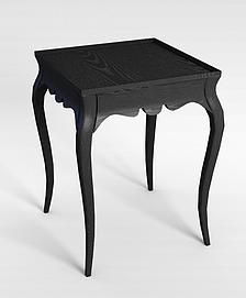 3d古典椅子模型
