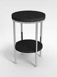 3d双层椅子模型