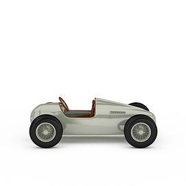 3d儿童玩具汽车模型