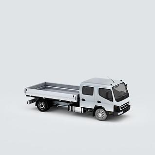MitsubishiFusoCanter3d模型