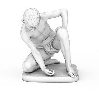 <font class='myIsRed'>人物</font>雕塑3d模型