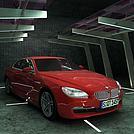 红色BMW6SERIESF12模型