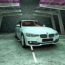 BMW3F30汽车模型