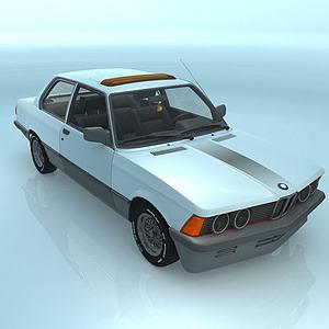 3dBMWE21汽车模型