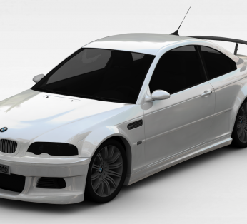 BMWM3III汽车