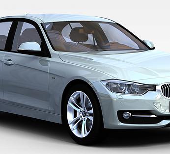 BMW3F30汽车