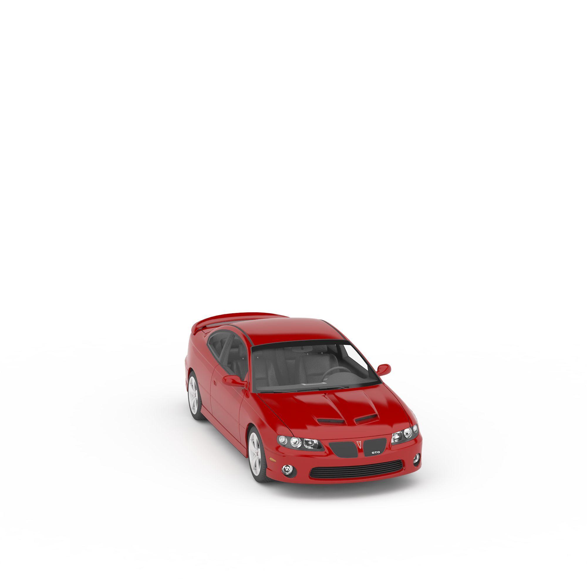 高档红色汽车png高清图片下载
