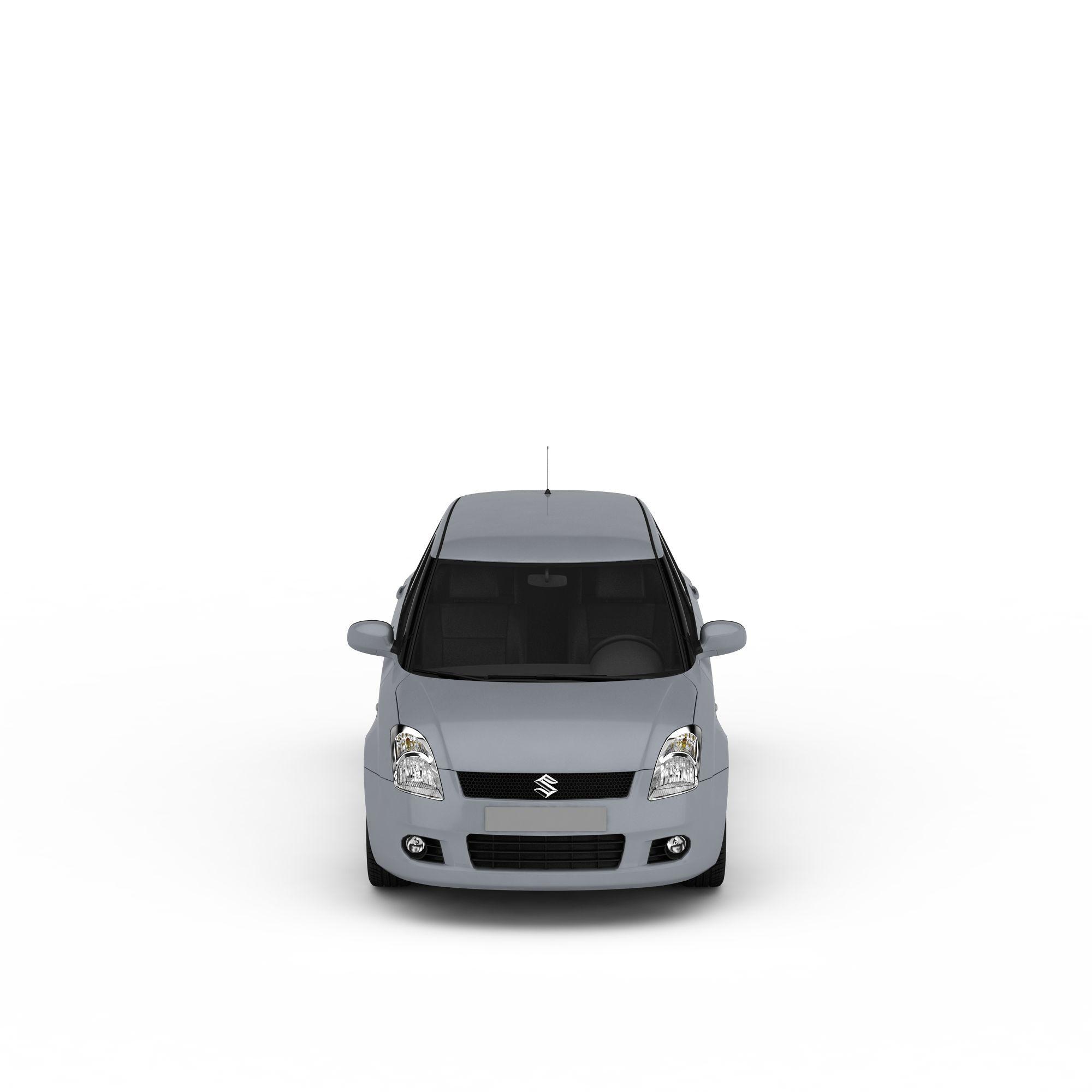 银灰色铃木汽车图片_银灰色铃木汽车png图片素材_铃木