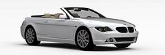 白色跑车模型3d模型