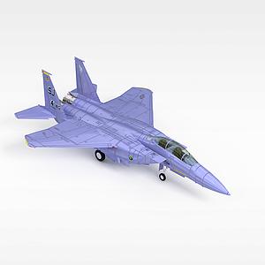 3d現代戰斗機模型