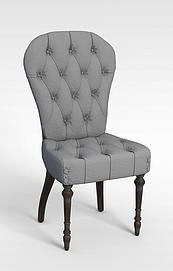 3d现代椅子模型