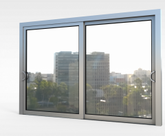 铝合金窗户3D模型3d模型
