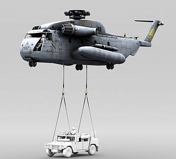 黑色直升机