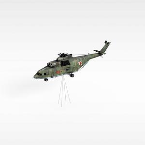 直升飛機模型
