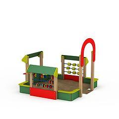 儿童益智玩具模型3d模型