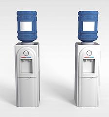 自动饮水机模型3d模型