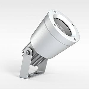 LED射灯模型
