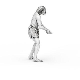 海德堡<font class='myIsRed'>人</font>雕塑3d模型