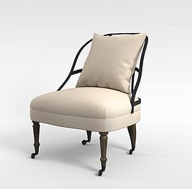 3d创意沙发模型