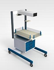 医用仪器模型3d模型