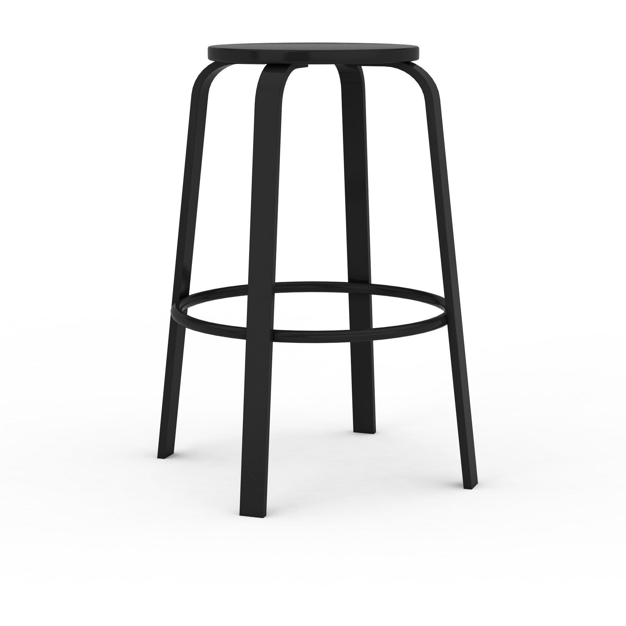 凳子3d模型高脚凳3d模型简约凳子3d模型圆凳3d模型 相关图片素材下载