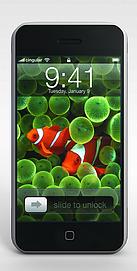 3d苹果5S模型