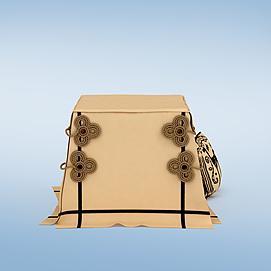 3d凳子与抱枕模型