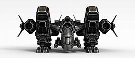 3d<font class='myIsRed'>机器人</font>玩具模型