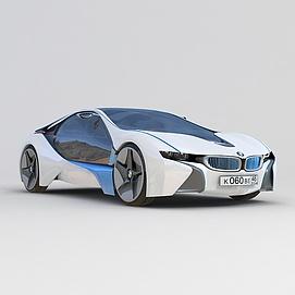 白色<font class='myIsRed'>汽车</font>3d模型
