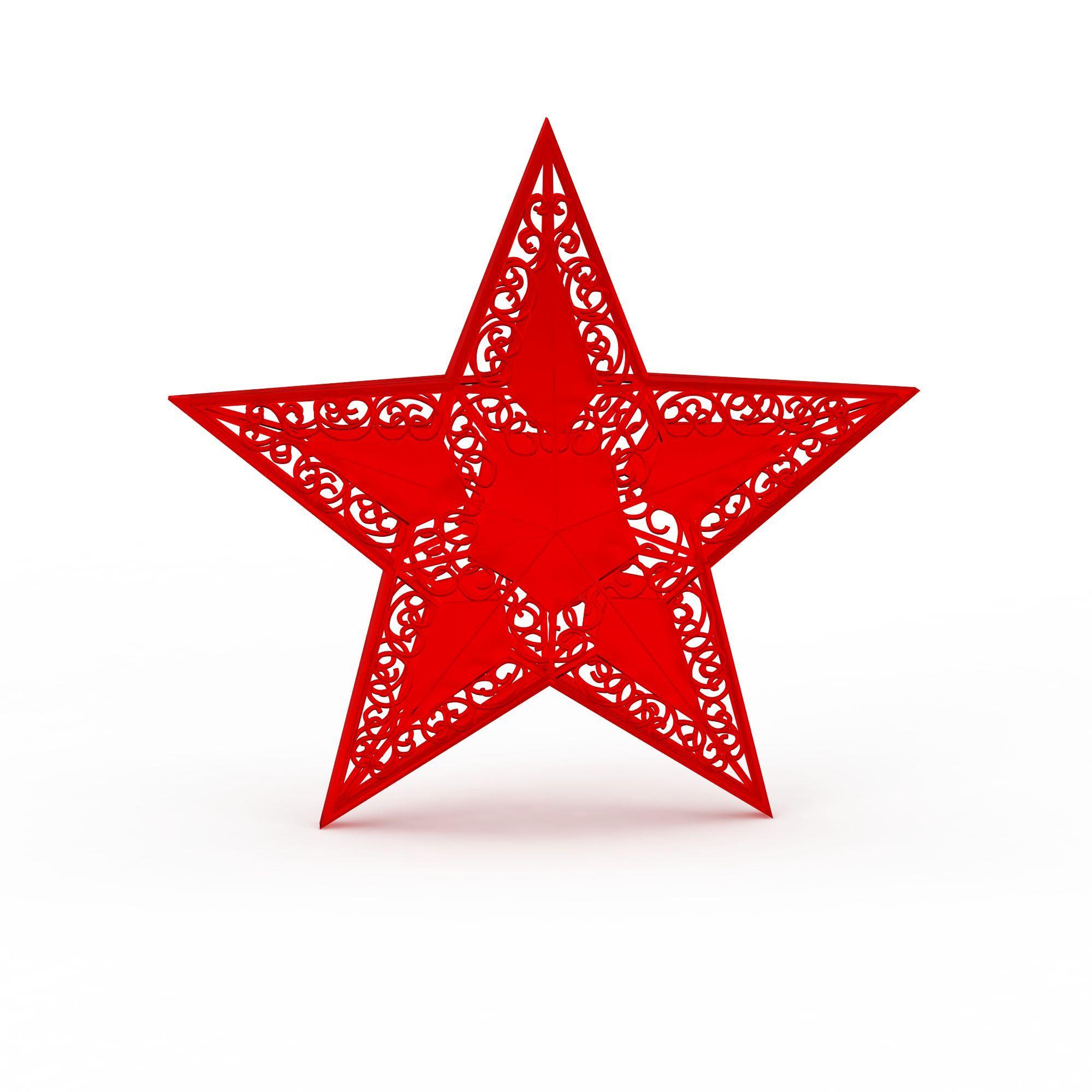 五角星装饰品图片_五角星装饰品png图片素材_五角星品