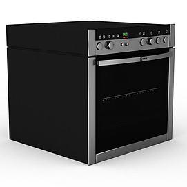 烤面包箱3d模型