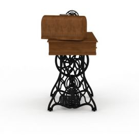 复古木箱3d模型