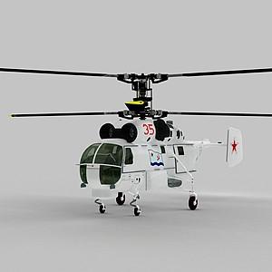 3dKA27<font class='myIsRed'>直升機</font>模型