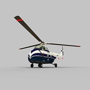 3dS-55武裝<font class='myIsRed'>直升機</font>模型