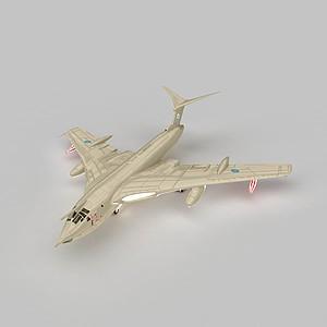 3dvictork运输机模型