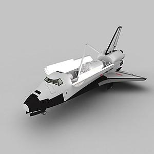3d太空航天<font class='myIsRed'>飛機</font>模型