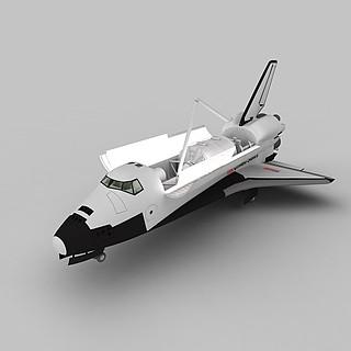太空航天<font class='myIsRed'>飞机</font>3d模型