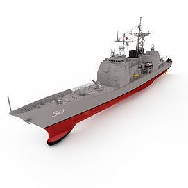 VALLEYF<font class='myIsRed'>军舰</font>3d模型