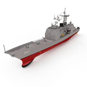 3dVALLEYF<font class='myIsRed'>军舰</font>模型