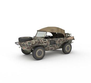 军用吉普车