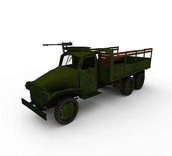 军队运兵车