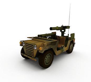 武装侦查车