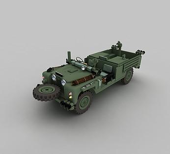 军队越野车