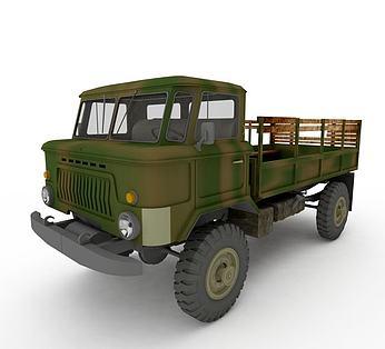 军用运输车