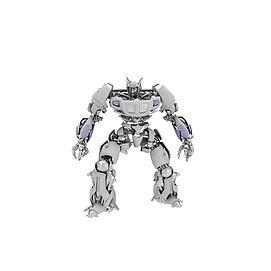 3d变形金刚红蜘蛛模型