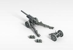 军事器材模型3d模型