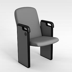 影院椅子模型