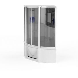 玻璃淋浴房模型